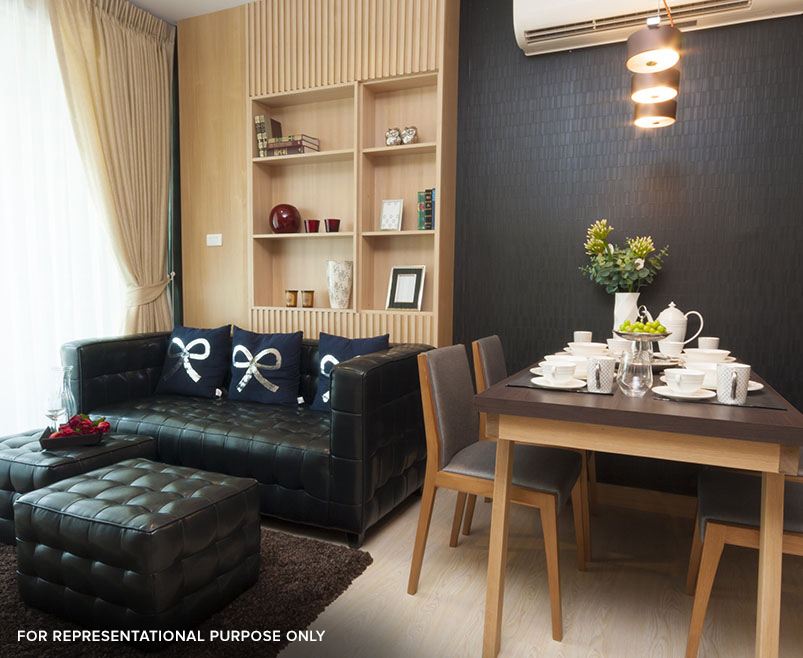 Ordinary Living Spaces - Raymond Realty